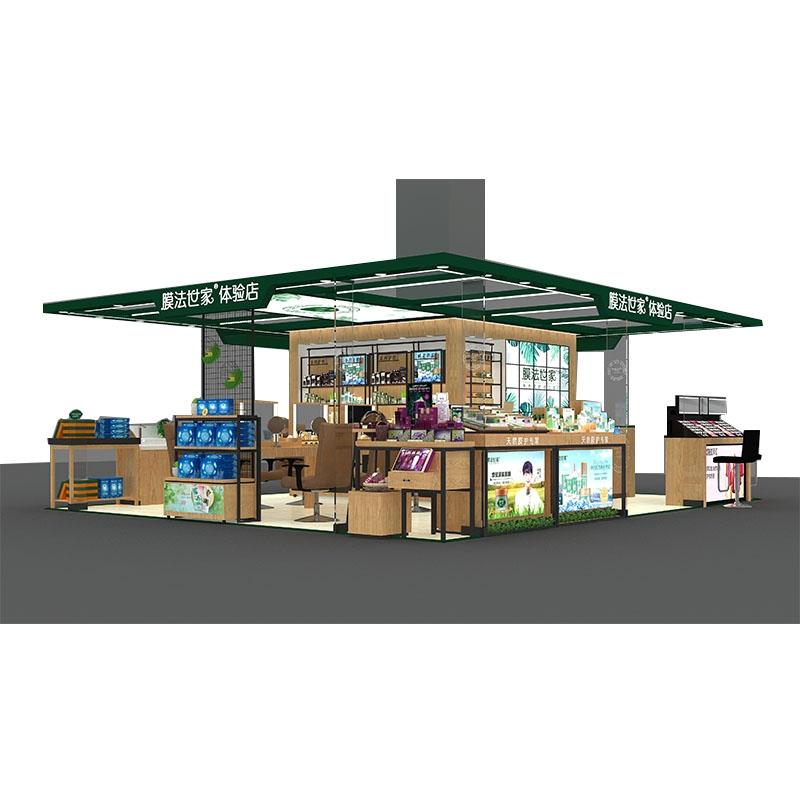 展示柜定制是一种宣传和产品营销的策略